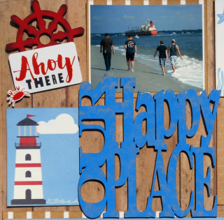 Clear_Scraps_Our Happy Place XL Word Quote_close up 3
