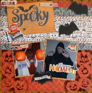 Clear_Scraps_Acrylic 12x12_Spooky Halloween