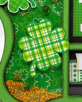 Clear_Scraps_Printer_Tray_Luck of the Irish close up 1