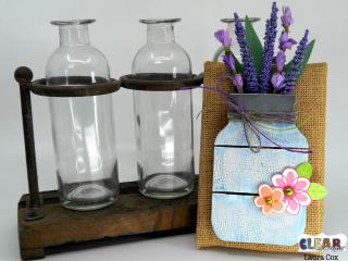 Clear_Scraps_Mini_Pallet_Jar_Springtime Canvas