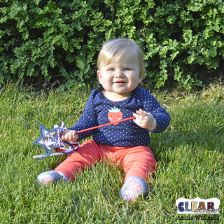 Patriotic Shaker Wand by Annie Williams for CS - Kids