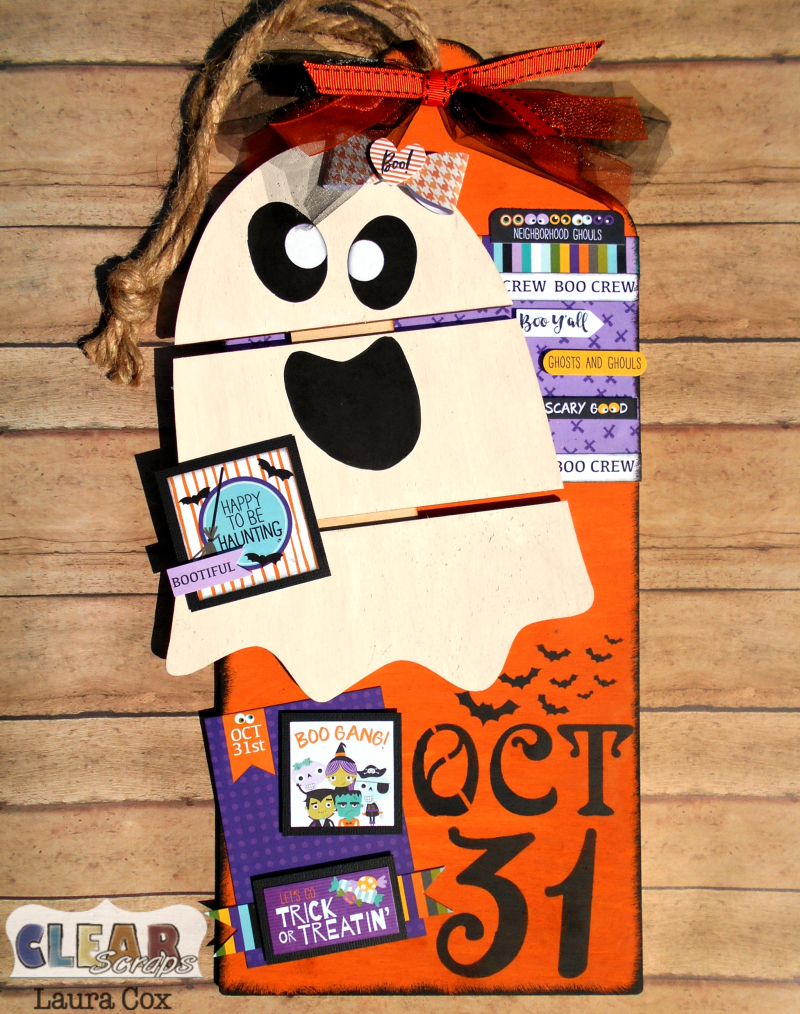 Clear_Scraps_Jumbo Wood Tags_DIY pallet_Happy to be Haunting
