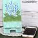 Vintage Wood Phone Stand