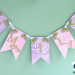 Baby Wood Banner