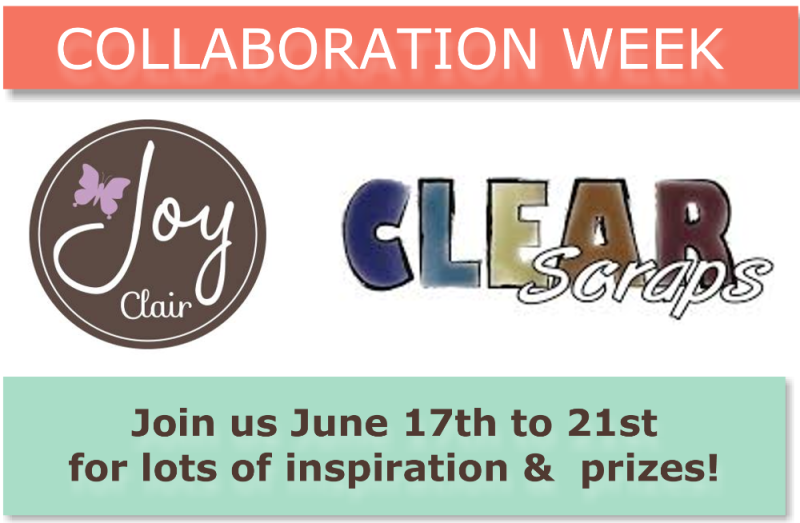 Cross Promotions Joy Clair - ClearScraps