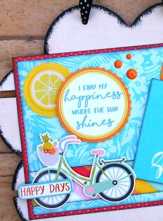Clear_Scraps_Flower Medium DIY Pallet_Sunshine & Happienss