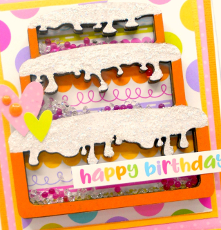 Clear_Scraps_Cake Shaker_Bright Birthday close up 1