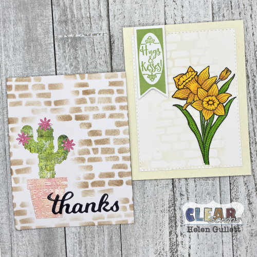 Clearscraps-brick-stencil-cards-helengullett