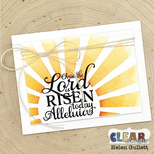 Clear_Scraps_4x6_Stencil_Sunrise_Easter_Card_2a