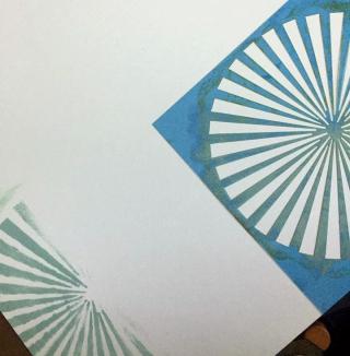 Clear_Scraps_Chipboard Embellishments_Footprints_close up 4