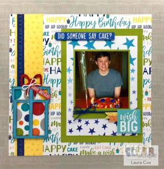 Clear_Scraps_Chipboard_Did Someone Say Cake