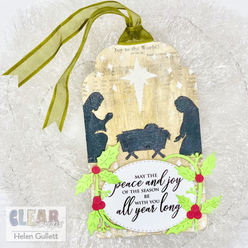 ClearScraps_AcrylicTag_MixedMedia_ChristmasTag_HelenGullett_4