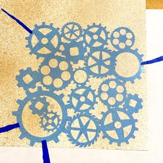 Tape_clear_scraps_halloween_card_steampunk_stencil_gears
