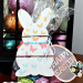 Bunny Mini DIY Pallet Shape