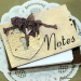 Notes Wood Notepad