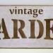 Vintage Garden Pallet