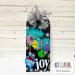 Joy Chalkboard Jumbo Wood Tag