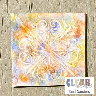 Clear_scraps_dry_emboss_technique_faux_tile_tamisanders_ceramic