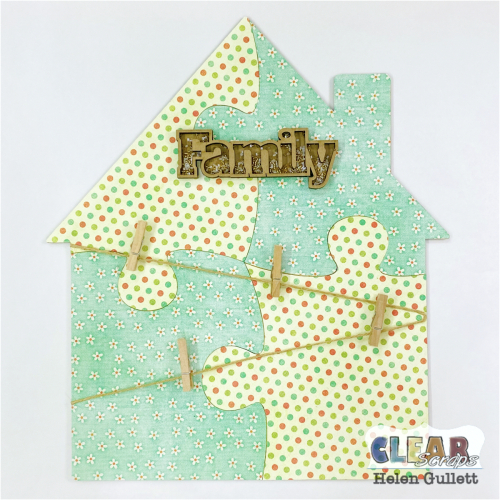 Clear_scraps_family_shaker_house_puzzle_picture_board_1