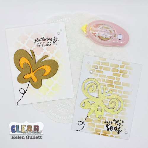 Clear_Scraps_Swirl_Butterflies_Chipboard_Embellishments_Cards