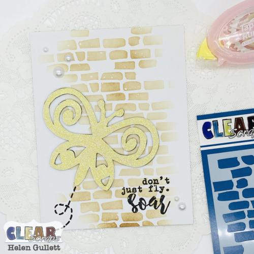 Clear_Scraps_Swirl_Butterflies_Chipboard_Embellishments_Card_01