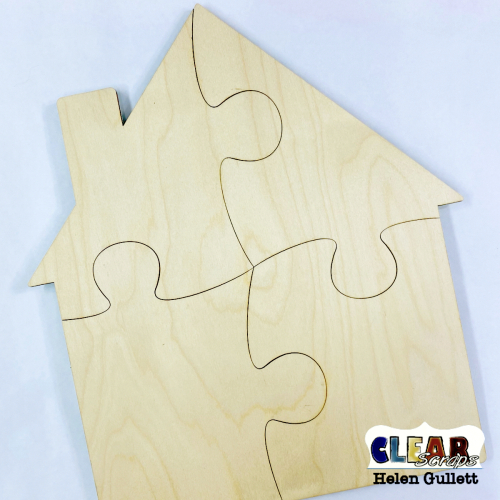 Clear_scraps_house_puzzle_picture_board