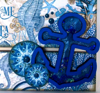 Clear_Scraps_DIY Medium Pallet_You are My Anchor_close up 1