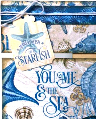 Clear_Scraps_DIY Medium Pallet_You are My Anchor_close up 2