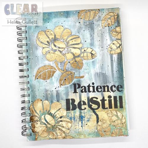 ClearScraps-Patience-BeStill-ArtJournal-HelenGullett-1