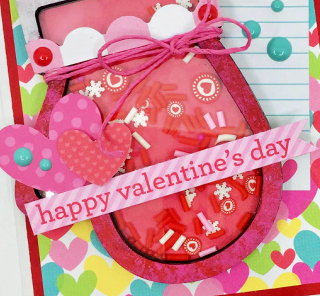 Clear_Scraps_Mitten Mini Shaker_I'm S-Mitten Valentine's Card(2)