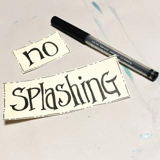 Clear_scraps_mermaid_fin_shaker_sign_bath_wood_tsanders_quote