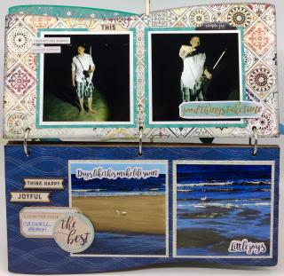 Clear_Scraps_Slimline Album_Mermaid Tales close up 3(1)