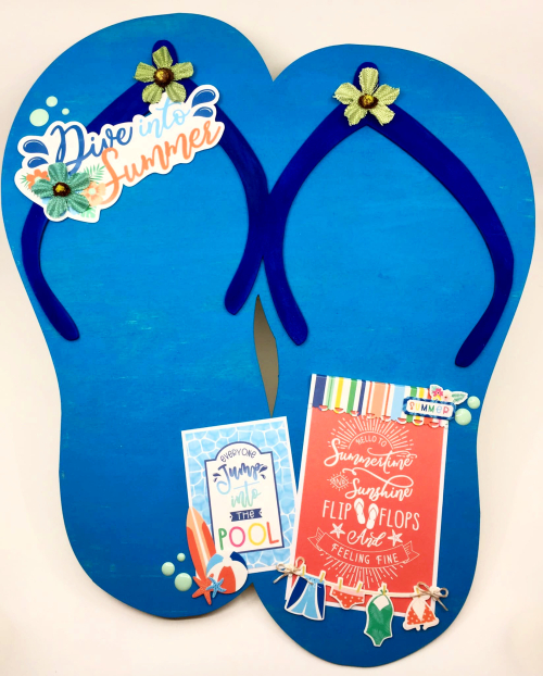 Clear_Scraps_Flip Flops_Dive into Summer(1)