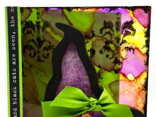 Clear_Scraps_Witches Hat Shaker_Birthday Witches Card_close up 4