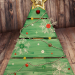 Christmas Tree Wood DIY Pallet Shape