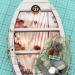 Wood Boat Shaker Album