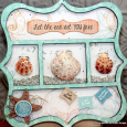 Seashell Collection Tray
