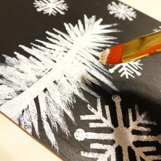 Clear_scraps_jumbo_wood_tag_Stencil_chipboard_embellishment_ornaments_chlkboard_christmas_decor_5