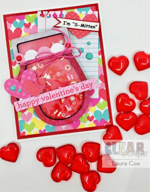 Clear_Scraps_Mitten Mini Shaker_I'm S-Mitten Valentine's Card(1)