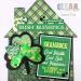 Irish Blessings House Pallet