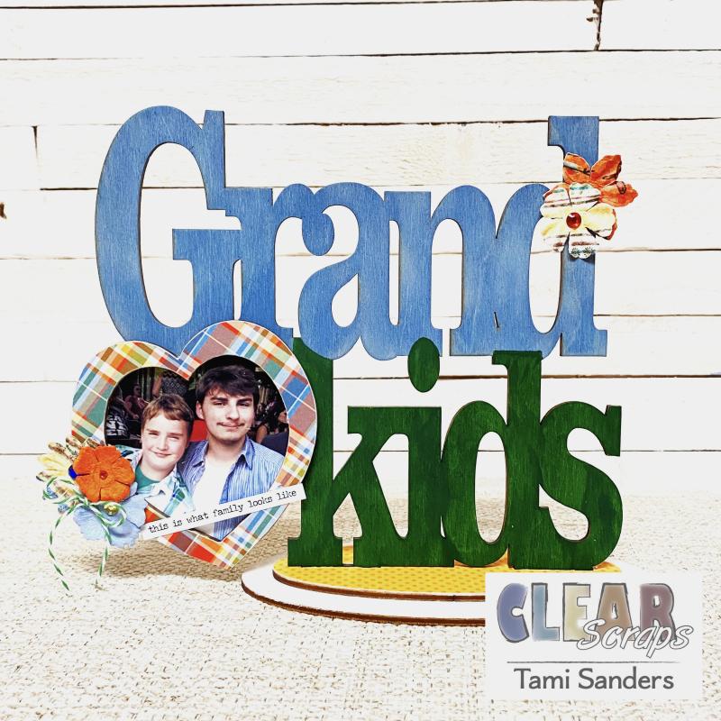 Clear_scraps_wood_frame_grandkids_gift_tsanders