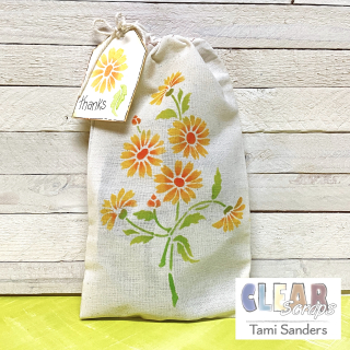 Clear_scraps_stencil_flowers_ink_canvas_bag_tsanders_