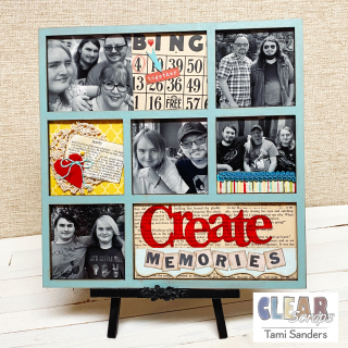 Clear_scraps_12X12_tray_frame_family_memories_chipboard_acrylic_photo_tami_sanders_wm
