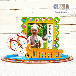 Frameables_summer_clear_scraps_wood_flipflop_tami_sanders