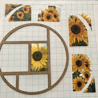 Clear_Scraps_Sunflower_Circle_Tray_Demo5