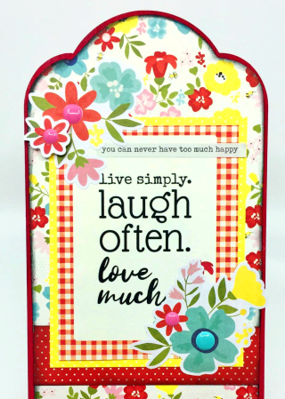 Clear_Scraps_Phone stand_laugh often(2)
