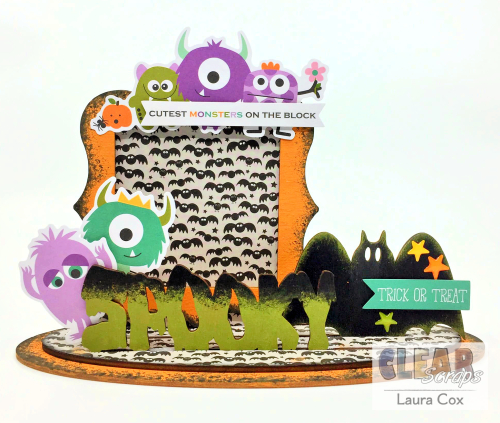 Clear_Scraps_Changeable Frame_Spooky Lil' Monsters(1)