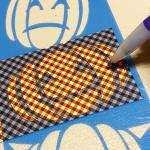 Clear_scraps_printers_tray_chipboard_halloween_altered_mixed_media_tami_sanders_stencil_pumpkin