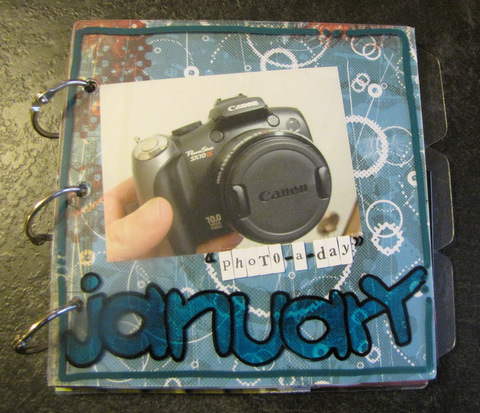 January Photo-A-Day