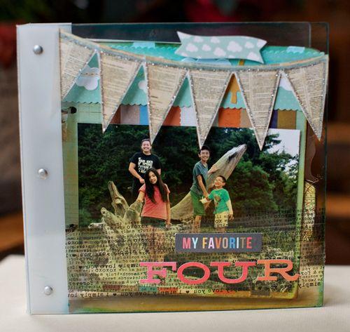 My Favorite Four BIYW Album by Adora